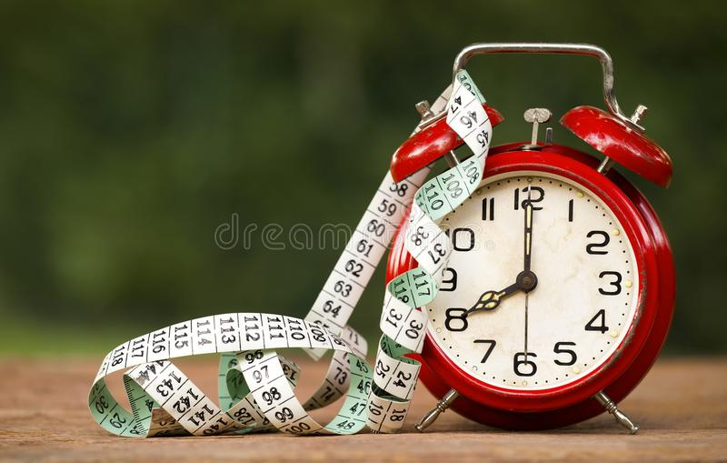 Daylight savings and time concept stock photo