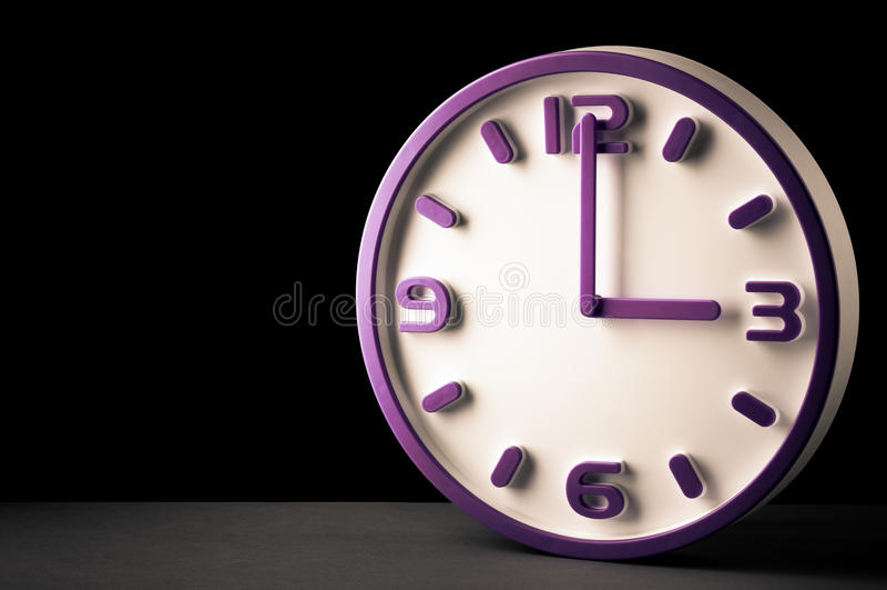 Daylight savings time royalty free stock photo