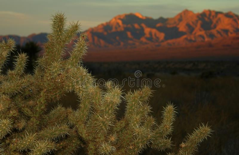 Download A Days Ending In The Desert Stock Photo - Image: 1625806