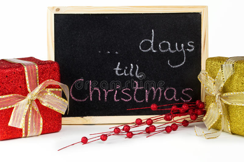 Download ... Days Till Christmas Royalty Free Stock Photo - Image: 16837765