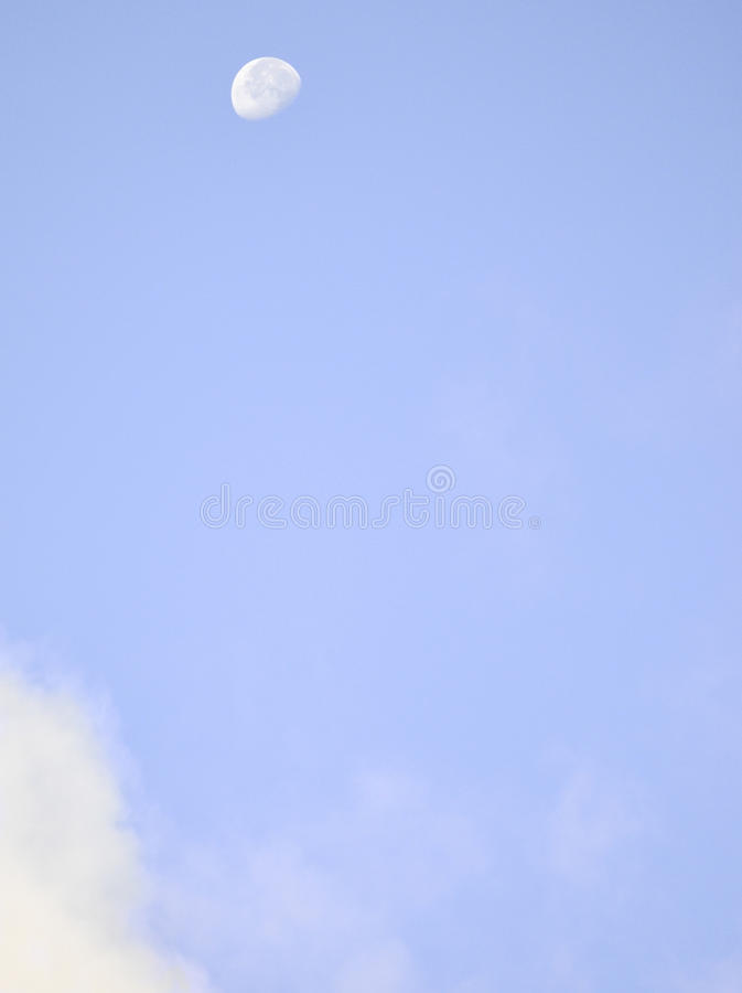 Download Daytime Moon Royalty Free Stock Images - Image: 11377579