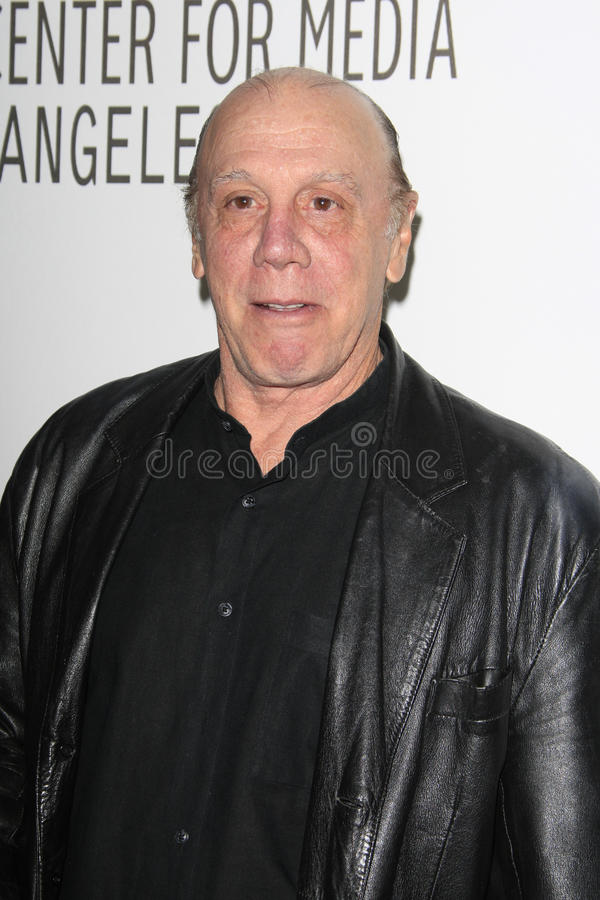Dayton Callie. LOS ANGELES - MAR 7: Dayton Callie arrives at the Sons of Anarchy PaleyFest Panel at the Saban Theater on March 7, 2012 in Los Angeles, CA stock photos