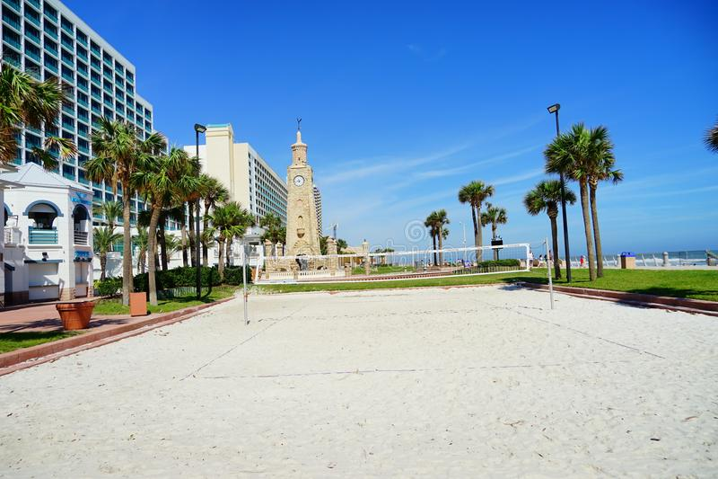 Daytona Beach в Флориде стоковое фото