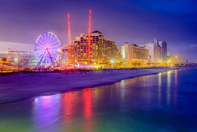 Daytona Beach la Florida fotos de archivo libres de regalías