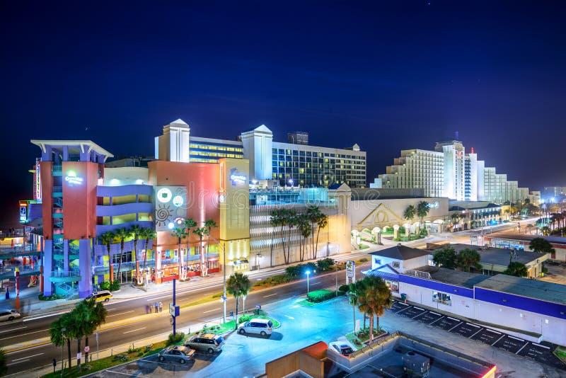 Daytona Beach la Floride image libre de droits