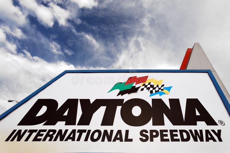 Daytona International Speedway royalty free stock photo