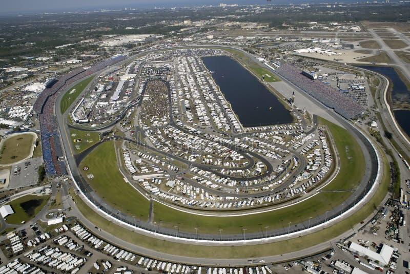 Daytona International-Speedway stockbild