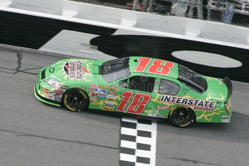 2007 Daytona 500 Kwalifikuje zdjęcia stock