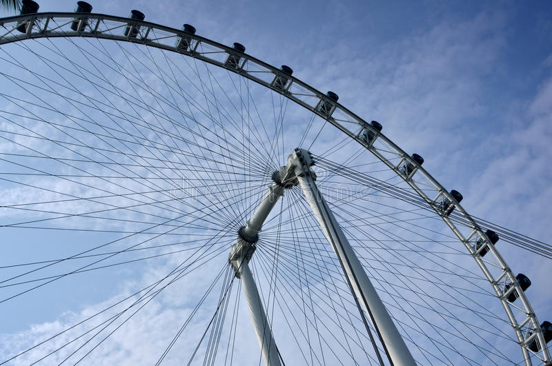 Download Dayview Of The Singapore Flyer Editorial Photo - Image: 26471551