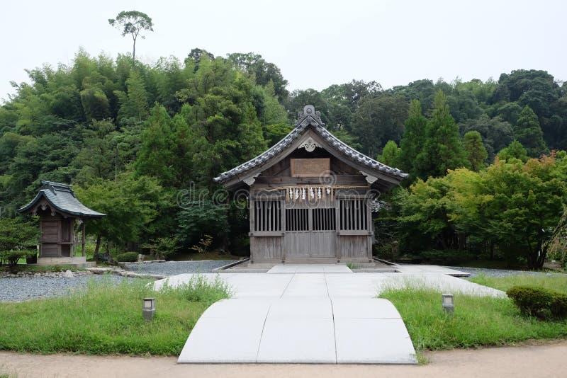 Dazaifu Tenmangu寺庙,日本 库存照片