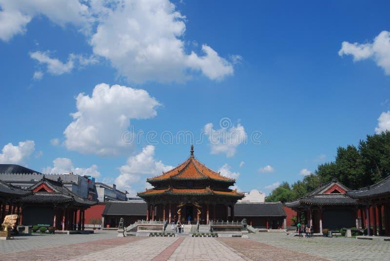 dazheng sala Shenyang obraz stock