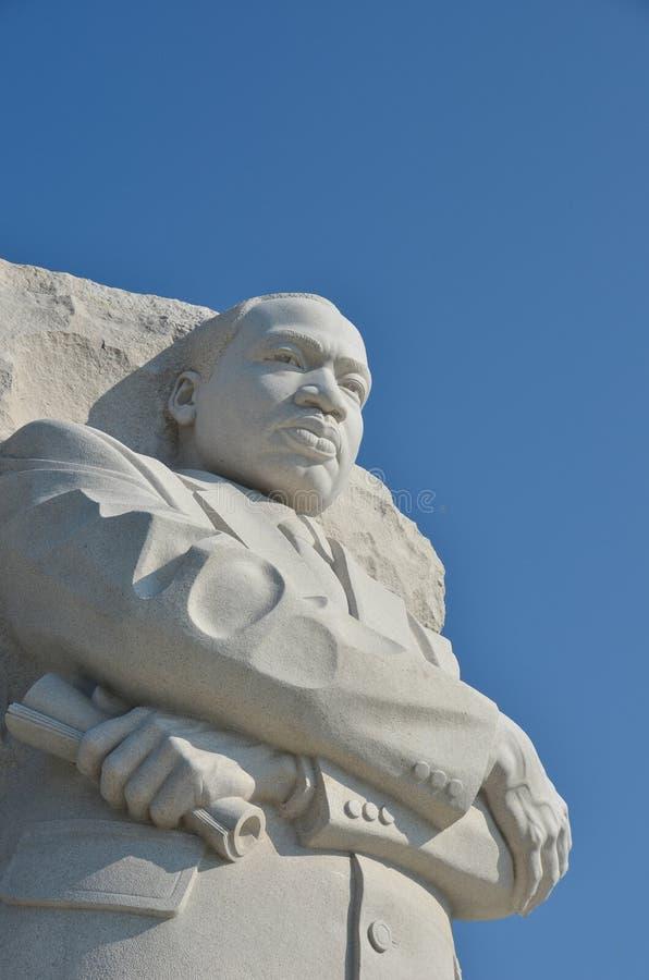 dc小国王luther马丁纪念品华盛顿 库存图片