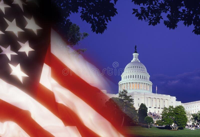dc美国华盛顿 免版税库存图片