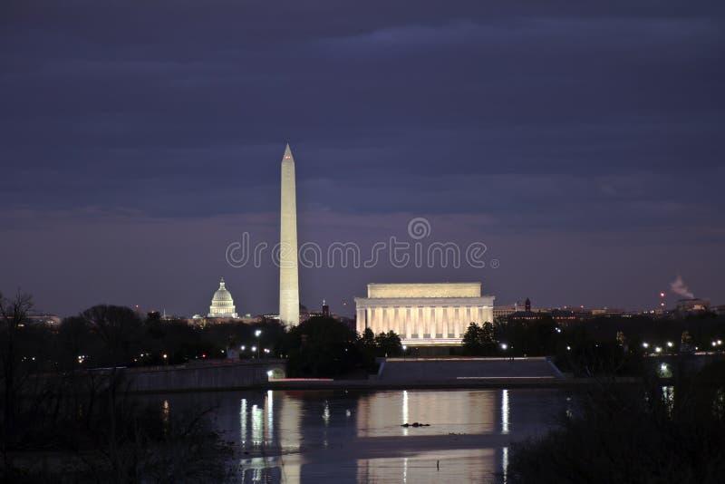 DC Вашингтона стоковая фотография rf