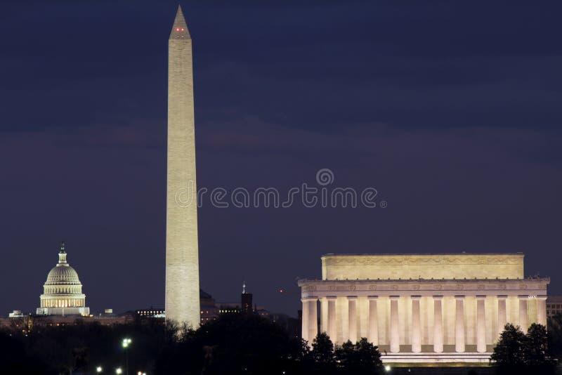 DC Вашингтона стоковые изображения