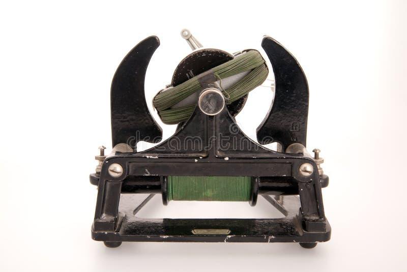DC AC генератора мотора электромагнитный стоковые изображения rf