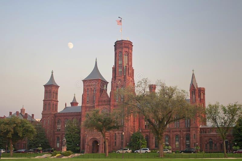 dc instytucja Smithsonian Washington zdjęcia royalty free