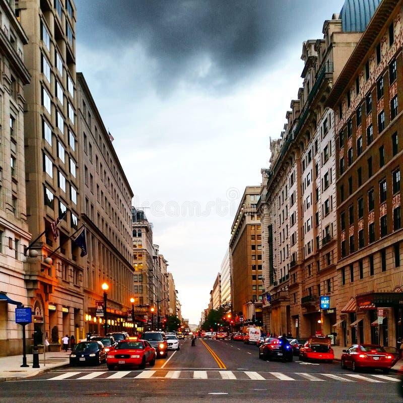 Download Dc-stadsdröm redaktionell bild. Bild av gata, bygger - 76702996