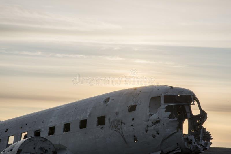 DC-3 US Marine, Island 5 stockbilder