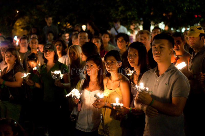 Download DC Vigil for Iran editorial photography. Image of columbia - 10114167
