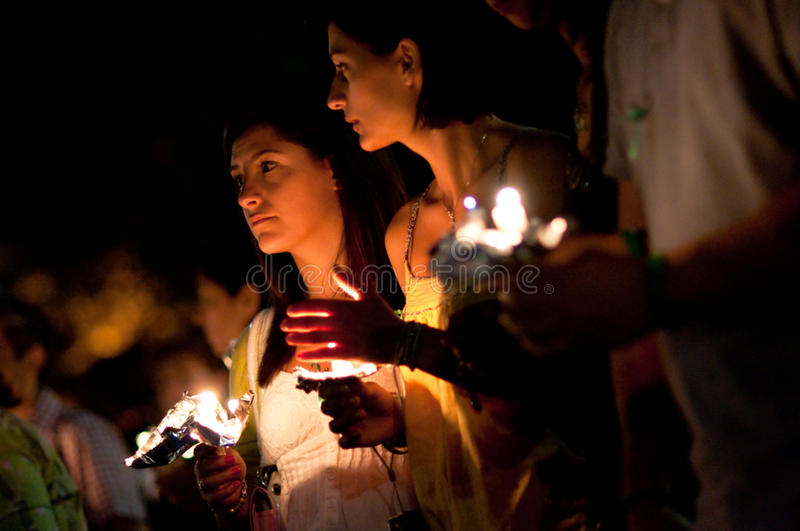 Download DC Vigil for Iran editorial stock photo. Image of action - 10114223