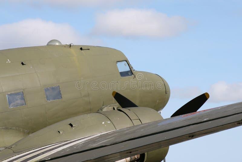 DC3 Dakota fotografie stock