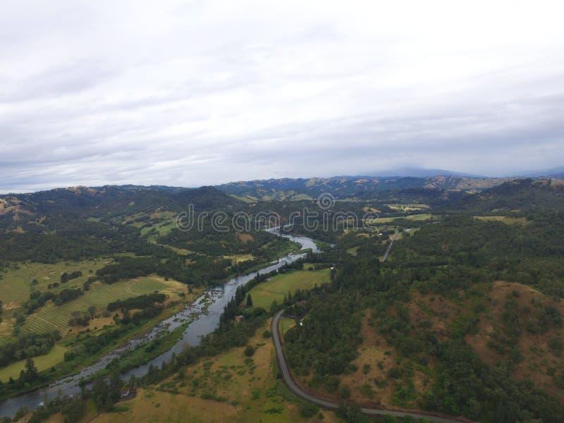 Άποψη τοπίων στοκ φωτογραφία με δικαίωμα ελεύθερης χρήσης