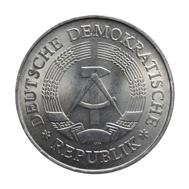 Free DDR Coin Stock Photography - 8924762