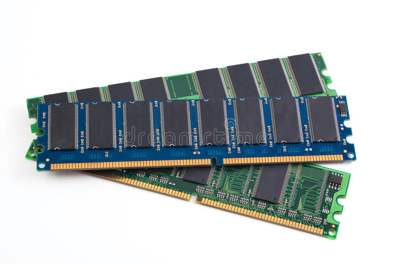 Download DDR memory module stock photo. Image of random, access - 10053610