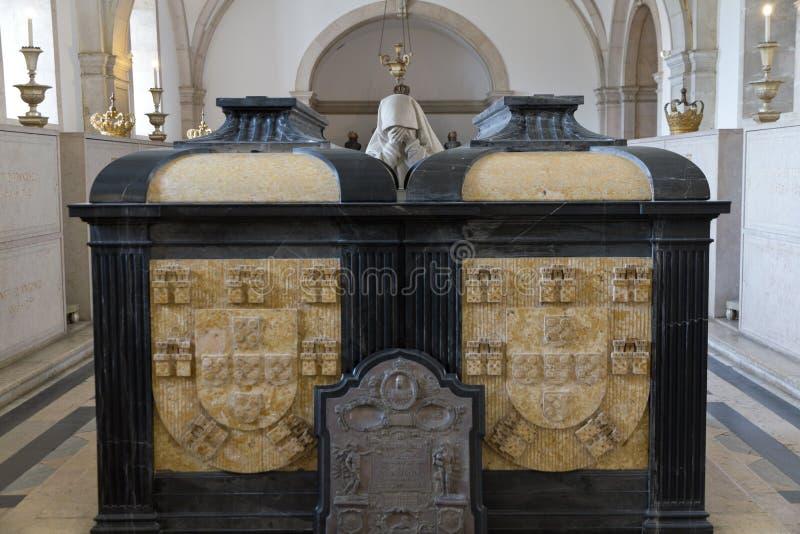 de для sao vicente Португалии пантеона lisbon стоковые изображения
