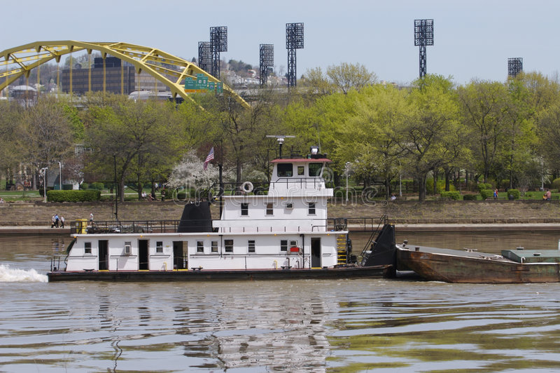 De Aak van Pittsburgh royalty-vrije stock fotografie