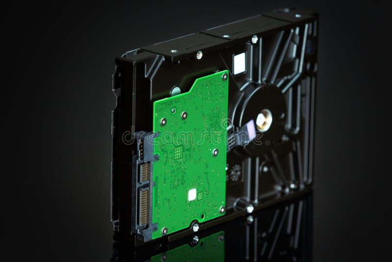 De aandrijving van de Harde schijf van de computer royalty-vrije stock afbeeldingen