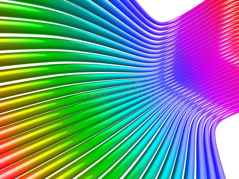 De Aansluting van de hoge snelheid vector illustratie