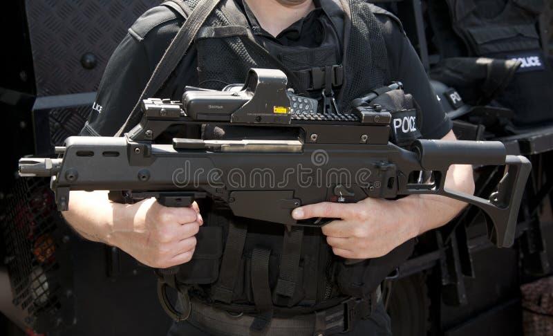 De aanvalsgeweer van HK van de MEP G36 royalty-vrije stock afbeelding