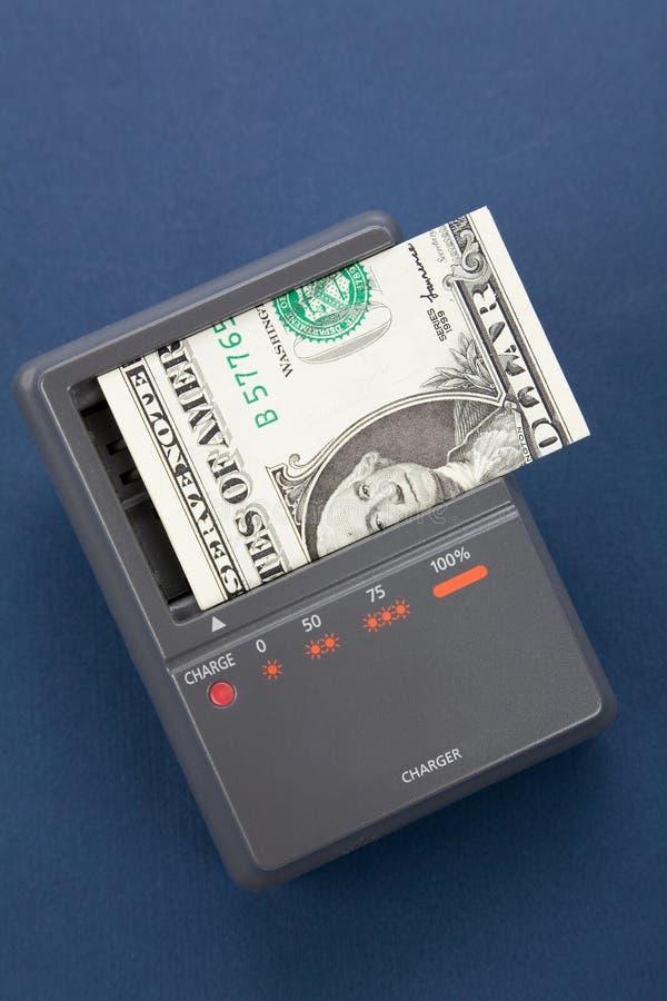 De aanvulling van de Dollar van de V.S. royalty-vrije stock fotografie