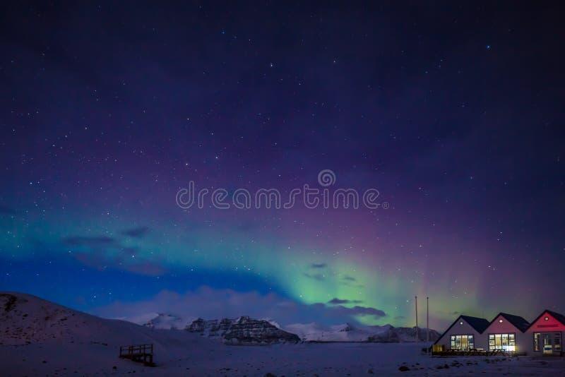 De Aard van IJsland stock afbeelding