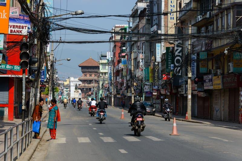 Download De aardbevingen van Nepal redactionele afbeelding. Afbeelding bestaande uit ramp - 54083080