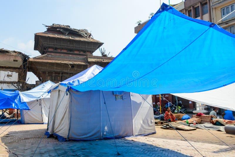 Download De aardbevingen van Nepal redactionele afbeelding. Afbeelding bestaande uit schaal - 54083355