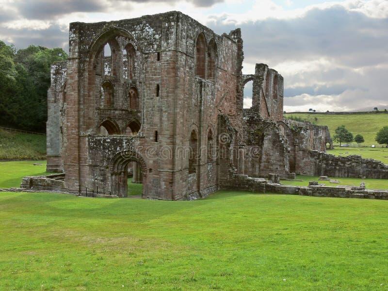 De abdij van Furness royalty-vrije stock afbeelding