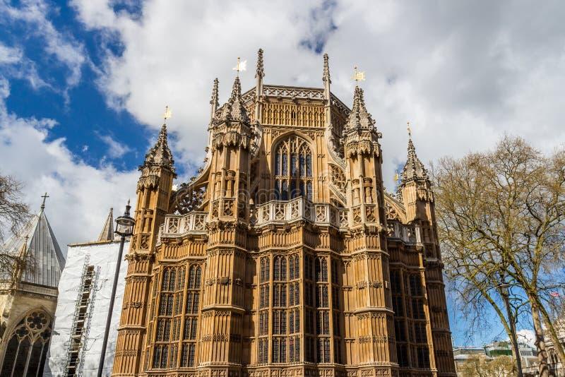 De Abdij van Westminster (de Collegiale Kerk van St Peter in Westmins royalty-vrije stock afbeeldingen