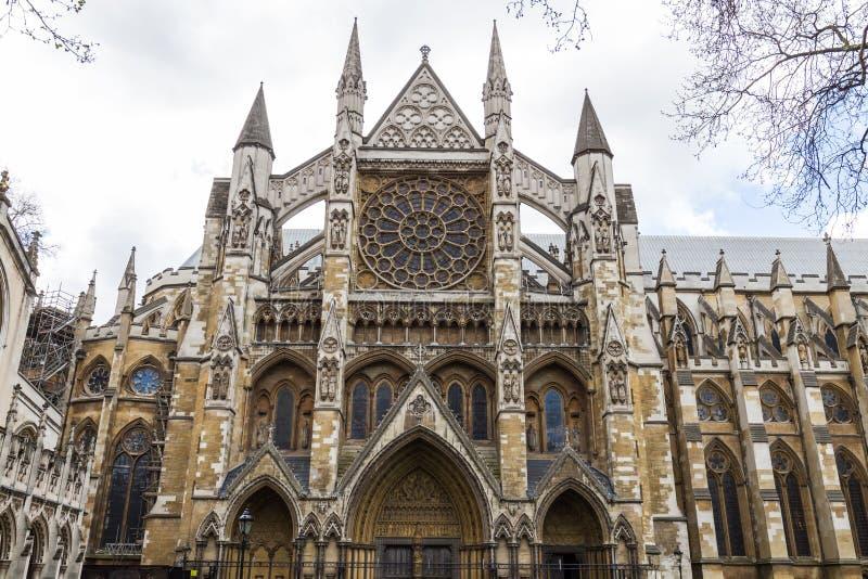 De Abdij van Westminster (de Collegiale Kerk van St Peter in Westmins royalty-vrije stock foto's