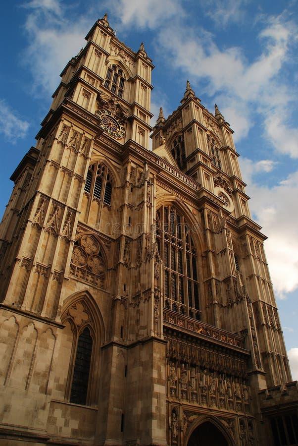De Abdij van Westminster, Londen royalty-vrije stock foto's