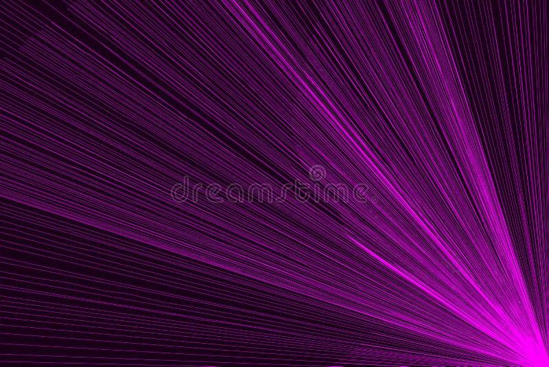 De abstracte achtergrond concentreerde gestreept patroon vector illustratie