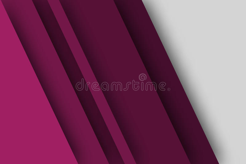 De abstracte achtergrond imiteert het kleurenpalet van roze, desi vector illustratie