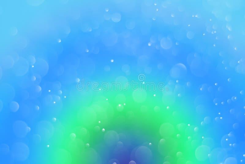 De abstracte achtergrond schittert Het hoogtepunt van de regenboogkleur Mooie achtergrond stock afbeelding