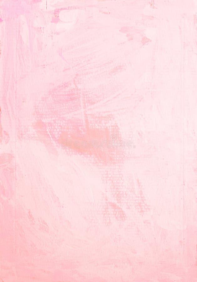De abstracte achtergrond van de grunge roze textuur royalty-vrije stock afbeelding