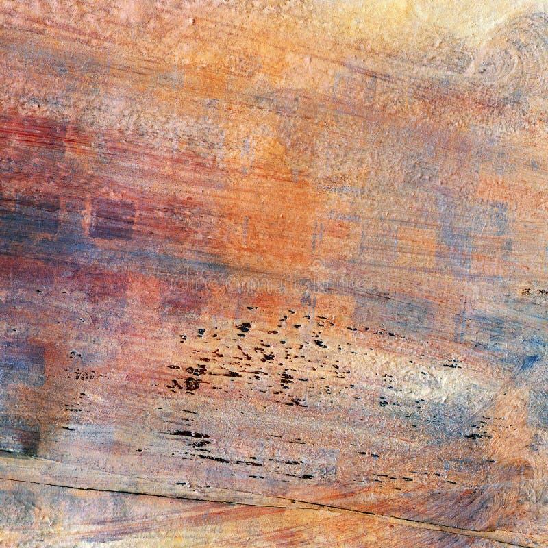 De abstracte achtergrond van de grungemuur stock afbeeldingen