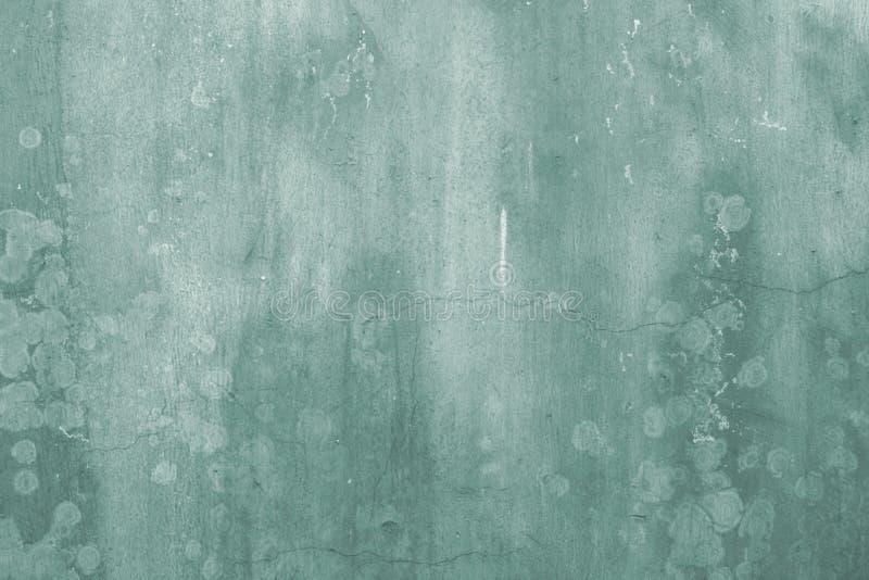 De Abstracte Achtergrond van de Muur van Grunge in Blauw royalty-vrije illustratie