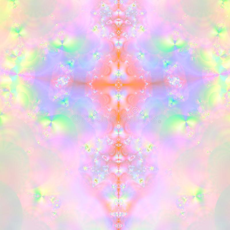 Pastelkleur Abstracte Achtergrond royalty-vrije stock foto's