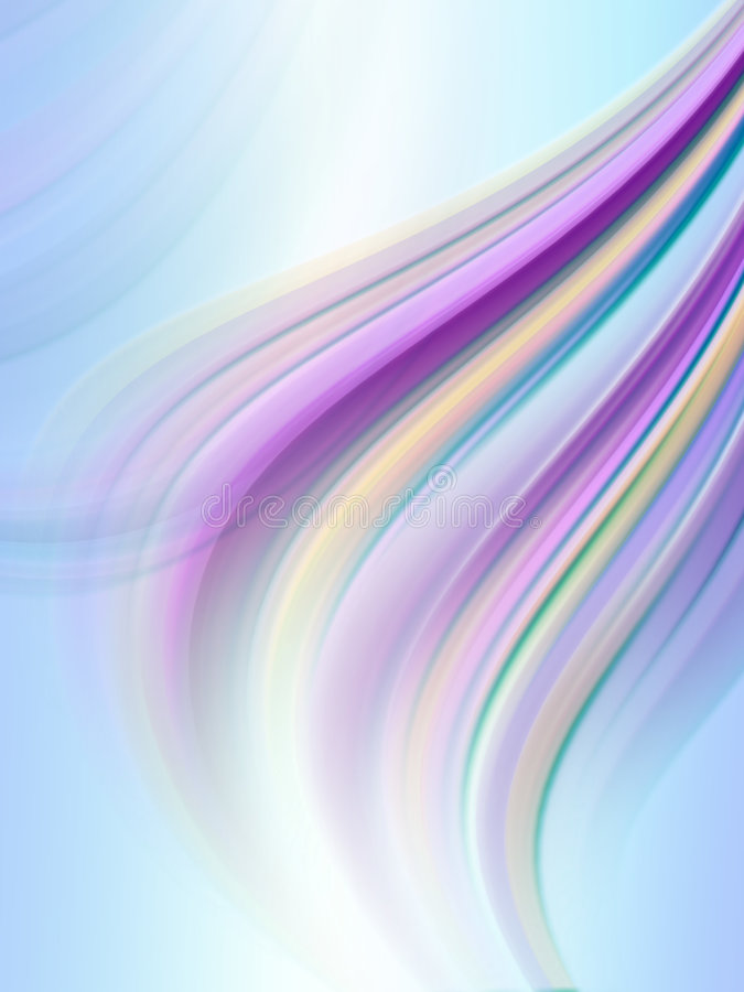 De abstracte achtergrond van de regenboog met glanzende strepen royalty-vrije stock afbeelding